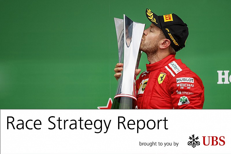Report Strategie: la Ferrari avrebbe potuto fare più male alla Mercedes in Canada?