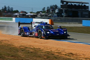 """IMSA Breaking news Vautier on Sebring shunt: """"The wall came to me pretty quickly"""""""