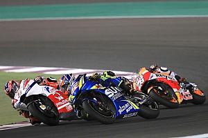 MotoGP Важливі новини Рінс: Наш стабільний мотоцикл має потенціал бути попереду