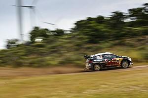 WRC Leg report Italy WRC: Neuville eats into Ogier's lead