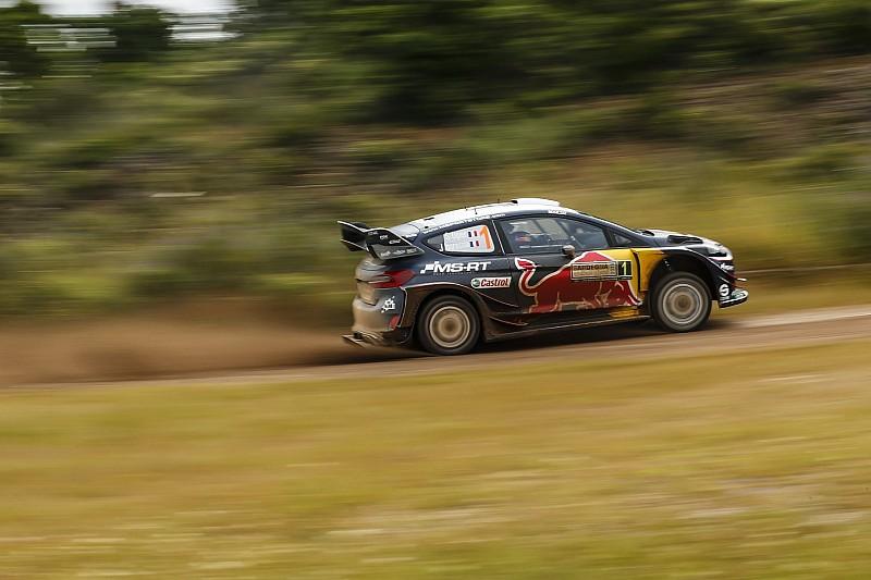 WRC Rallye Italien: Ogiers Vorsprung dramatisch geschmolzen