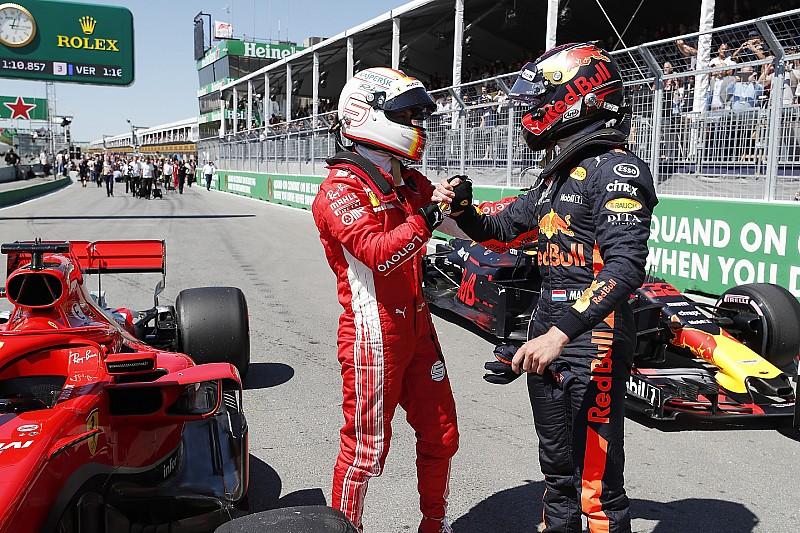 Vettel 17 év után szerezte meg a pole-t a Ferrarinak