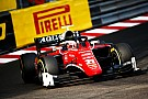 FIA F2 Monaco F2: Fuoco wins crash-filled sprint race