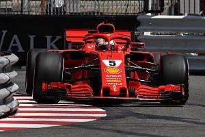 Vettel, az igazi csapatember: videón a jelenet