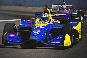 IndyCar Crónica de entrenamientos Rossi lidera el warm-up en San Petersburgo
