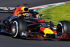 Formel 1 Testbericht Formel-1-Test Barcelona: Red Bull 0,4 Sekunden vor Mercedes