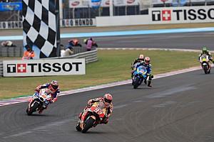 MotoGP Últimas notícias Dovizioso: Márquez jogou fora uma vitória fácil na Argentina