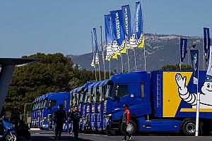 WEC Siaran pers Persiapan Michelin jelang WEC ronde Spa