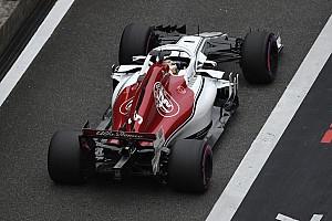 Formule 1 Actualités Ericsson pénalisé sur la grille du GP de Chine