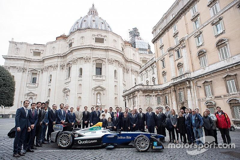 """Pilotos de Fórmula E enfrentarán """"desafío único"""" en Roma"""