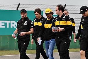 Forma-1 Interjú Sainz: Igaza van Markónak, tényleg a Toro Rosso mögött vagyunk