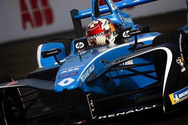 Formule E Résumé de qualifications Qualifs - Buemi en pole pour 0