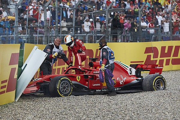 Formula 1 Breaking news Verstappen defends Vettel over German GP error