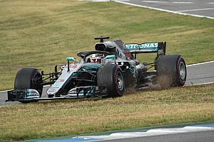 Hamilton summoned over pit entry incident