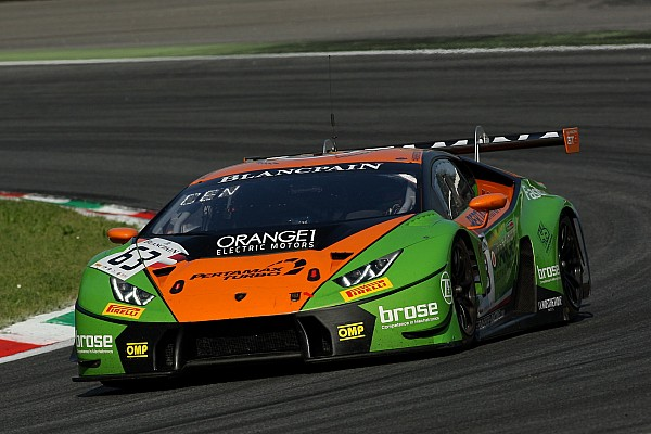 Blancpain Endurance Breaking news Blancpain and Grasser Lamborghini squad in BoP row