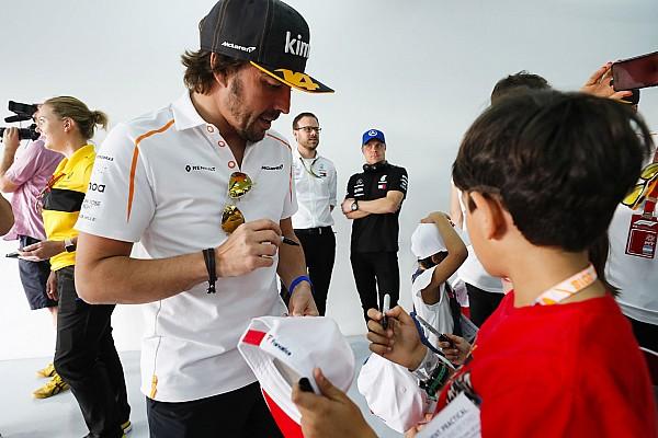 Формула 1 Новость Алонсо решил развивать картинг в Китае