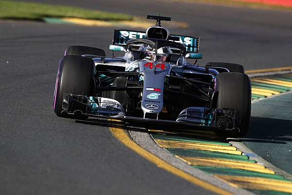 Formel 1 Qualifyingbericht Formel 1 Melbourne 2018: Hamilton deklassiert Ferrari um 0,7 Sekunden!