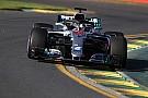 Formel 1 Formel 1 Melbourne 2018: Hamilton deklassiert Ferrari um 0,7 Sekunden!