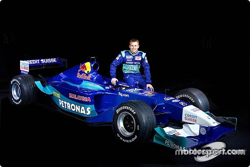 GALERÍA: así fue el inicio de Kimi en Sauber