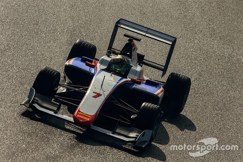 GP3 completes shakedown of third generation car