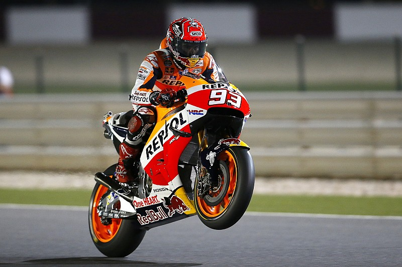 """Marquez: """"Honda is working to give us the engine we want"""""""