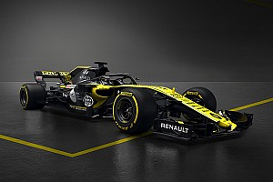 Renault admits it has yet to show real 2018 car