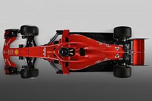 Ferrari SF71H :