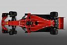 Formule 1 Ferrari onthult agressieve SF71H: