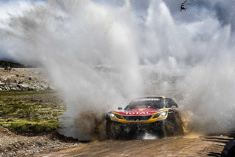 Surprise Chile withdrawal forces Dakar 2019 rethink