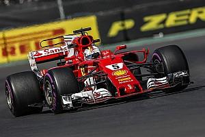 Formel 1 2017 in Mexiko: Vettel verhindert Verstappen-Pole