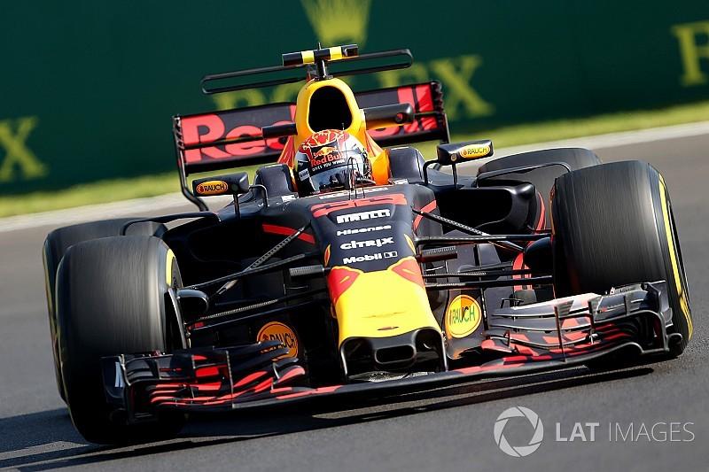 Verstappen tem dia encurtado para testes de peças para 2018