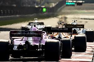Формула 1 Новость Команды вернутся к вопросу обгонов на встрече Стратегической группы Ф1