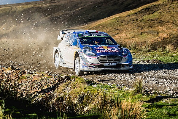 WRC Wales: Elfyn Evans siegt, Sebastien Ogier ist Rallye-Weltmeister