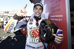 MotoGP Race report Valencia MotoGP: Marquez seals fourth title in dramatic finale