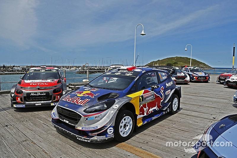 """La réglementation 2017 ? Un """"bon changement pour le WRC"""" selon Ogier"""