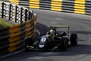 F3 Breaking news Norris blames tyre woes for lack of Macau pace
