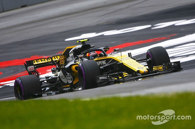 Renault drivers didn't notice new qualifying engine mode
