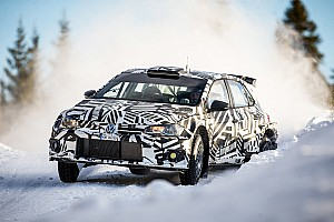 WRC Важливі новини Сольберг протестував Volkswagen Polo R5
