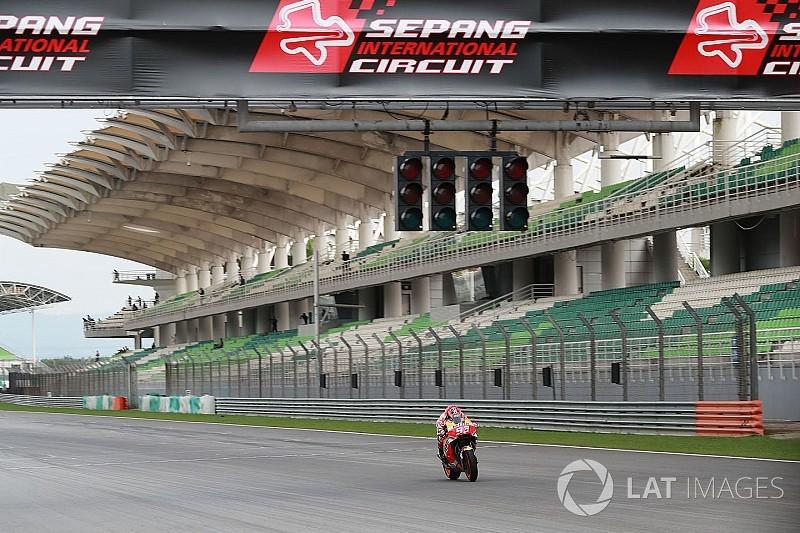 Sepang tetap jadi lokasi tes pramusim MotoGP