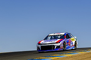 NASCAR Cup Breaking news Allmendinger dejected after Sonoma DNF: