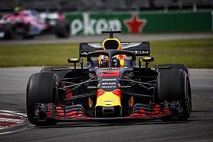 """Honda quer que Red Bull não """"desça de nível"""" na F1"""