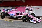 Formel 1 2018: Force India zeigt den VJM11 für die Formel 1 2018