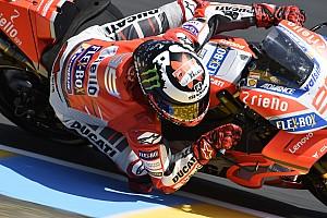MotoGP Noticias A Lorenzo no le importan los rumores sobre su futuro