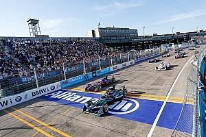Formule E Nieuws Formule E-fans racen tegen coureurs in nieuwe game