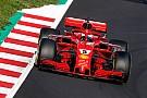 Sebastian Vettel tauft Ferrari SF71H auf den Namen