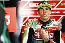 Aleix Espargaró no correrá en Malasia por la fractura en el dedo