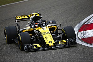 Sainz still learning Hulkenberg's