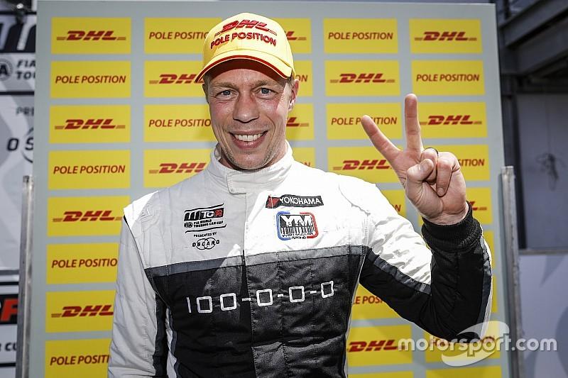 Bjork logra la pole en Nurburgring y Guerrieri es cuarto