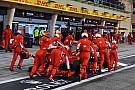 Operan con éxito a mecánico de Ferrari; agradece apoyo de fans