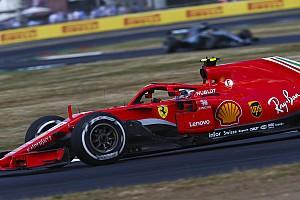 Formula 1 Breaking news Raikkonen just